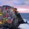Cinque Terre(五漁村)@意大利