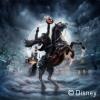 迪士尼黑色世界2011(Disney's Haunted Halloween 2011) @萬聖節 (Halloween)
