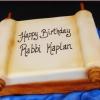 Torah Cake for Bar Mitzvah(1241)