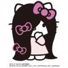 Hello Kitty合體